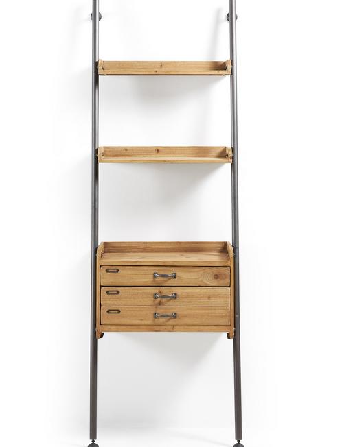 belamo tag re en bois et fer avec tiroirs coco corner. Black Bedroom Furniture Sets. Home Design Ideas